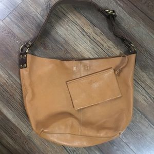 lucky brand over the shoulder bag